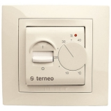 Терморегулятор Terneo mex unic (кремовый)