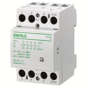 Магнитный пускатель (контактор) Eberle ISCH 40-4S